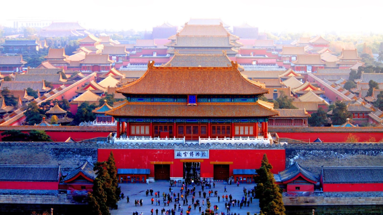 The Forbidden City Now Also Housing Chinas National Palace Museum Is Home And Ceremonial Center Of Chinese Emperors During Ming Qing Dynasties